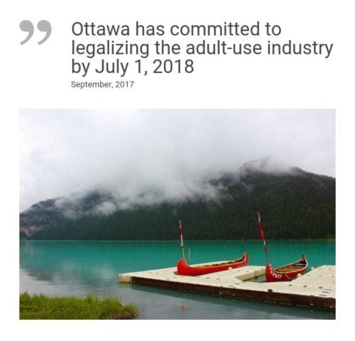 Cannabis Legalization Ontario