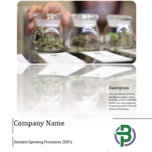 Protected: Cannabis Dispensary Business Standard Operating Procedures (SOPs)