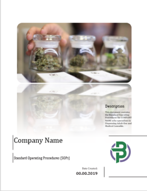 Cannabis Retail Business Standard Operating Procedures